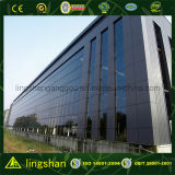 Steel prefabbricato Structure Shopping Mall con la BV Approved (LS-SS-151)