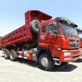 砂の石造りの運送のための2016新しいディーゼルタイプ6X4 Styer 20tonのダンプトラック