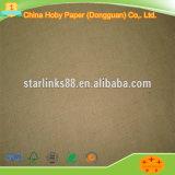 Papel de embalaje de Brown para la fabricación de papel de la bolsa
