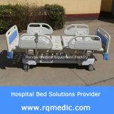 ICU fünf Funktions-elektrisches Bett. Krankenhaus-Bett