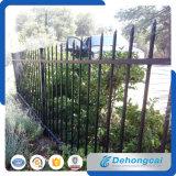 Valla de seguridad de alta calidad decorativa de hierro forjado (dhfence-6)