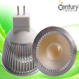 Projecteur élevé de la lampe DEL d'éclairage de l'ÉPI DEL du lumen MR16 Epistar