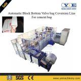 Plastik-pp.-Kleber-Block-Unterseiten-Ventil-BBV sacken die Herstellung der Maschine ein