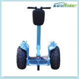 Schwanzloses grosses Getriebe-elektrischer Golf-Roller des Lithium-72V Hoverboard 4000W