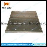 耐久力のある高いマンガンの鋼板
