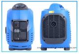 De standaard AC Eenfasige Draagbare Generator van de Omschakelaar van de Benzine met de Zuivere Golf van de Sinus