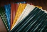 Лист толя высокого качества Corrugated PPGI строительных материалов Китая стальной