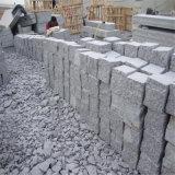 石造りのペーバー、花こう岩の敷石