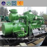 10kw - generador de madera del gas de la biomasa del generador de la energía eléctrica de Syngas del generador de gas de la biomasa 5MW