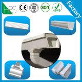 Creux de la jante de pluie de produits de plastiques d'ajustage de précision de pipe de PVC