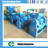 Scrap Tire Recycling Micro Recuperadora de borracha
