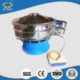 Tamiz vibratorio ultrasónico redondo rotatorio modificado del almidón de la harina de trigo