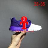 Детей Лондон кнопки Nlke Runrose размер 28-35 ботинок волшебных