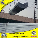 ASTM A36の構築の構造黒い角度の鋼鉄