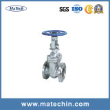 Soupape à vanne commerciale de l'acier inoxydable 316 d'assurance d'OEM