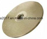 Diamante di figura della lamina piana e disco smerigliatore stridente del CBN