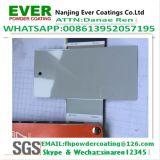 Vernice lucida liscia del rivestimento della polvere della corona di colore grigio Ral7035