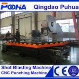 Macchine per forare di CNC del setaccio a maglie con la riga d'alimentazione della piattaforma