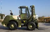 Neuer Zustand 3m aller Gelände-Gabelstapler 5 im Tonnen-Gabelstapler-Preis