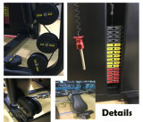 Equipamento da ginástica da máquina da aptidão da força/máquina imprensa do pé