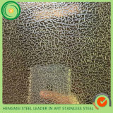 Folha Stainlesssteel decorativa de gravação da melhor qualidade de 304 texturas