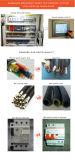 Extrudeuse remplissante de fabrication de casse-croûte de faisceau faisant la machine