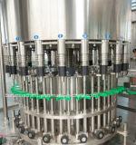 Equipamento de enchimento engarrafado animal de estimação da embalagem da água