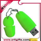 Projetar o USB do logotipo para o presente da promoção