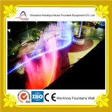 Fontaine d'eau irrégulière de danse avec la commande numérique