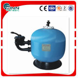Hoher Flow Water Filtration System Edelstahl/Fiberglass Swimming SPA Pool Seite-Mount Valve Sand Filter mit Cheapest Price