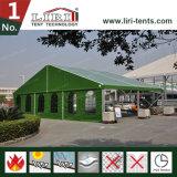 15mx25mの販売のための屋外の軍のテントの玄関ひさし