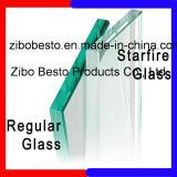 超または余分か極度の明確か白く、低い鉄のフロートガラス(3mm-19mm)