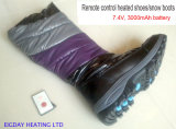 Ботинок снежка дистанционного управления Heated, Heated ботинки