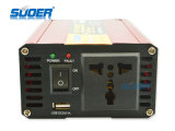 Suoer 500W Electric Vehicle Power Inverter gelijkstroom 48V aan AC 220V (sub-500F)