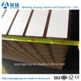 Raw / Single Side Melamine Face Fumado MDF Board Display