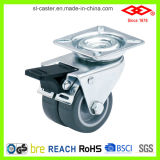 TPR Twin Wheel Caster (G190-34B050X20AD)