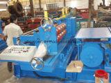 Zur Längen-Zeile, die Stahlausschnitt-Maschine schneiden und Maschine scheren