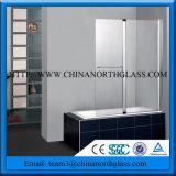 Freies Bildschirm-/ausgeglichenes Glas-Dusche-Raum-Glas des Glas-/bereift/Silk