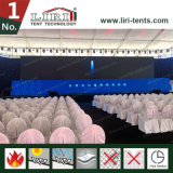 шатер 15X30m роскошный для банкета 500 сидя для свадебного банкета