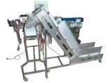 家禽の副産物の重量等級分けの機械装置