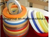 Bordure foncée de PVC de pente de meubles/Lipping pour des accessoires