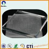 folha acrílica plástica impermeável transparente de 8mm China