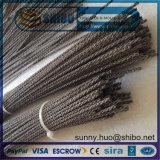 꼬이는 Tungsten Wire, Competitive Price를 가진 Stranded Tungsten Wires