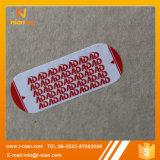 Escrituras de la etiqueta evidentes del vacío de la etiqueta engomada de la seguridad del pisón antifalsificación
