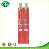 Chopsticks de bambu sanitários do envoltório de papel