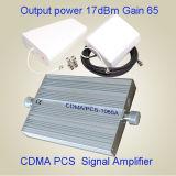 репитер 65dBi CDMA/PCS сигнала охвата 850/1900MHz 2g/3G высокий удваивает ракета -носитель сигнала полосы передвижная крытая