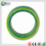 Fio de cobre elétrico da isolação do PVC de RoHS