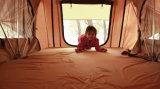 Garanzia fuori strada terrestre di qualità della tenda della parte superiore del tetto dell'automobile dell'OEM 2017