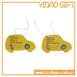 Bevanda rinfrescante di aria di carta all'ingrosso dell'automobile per i regali promozionali (YB-AF-05)