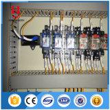 Máquina automática de la capa de la emisión para la impresión de la pantalla